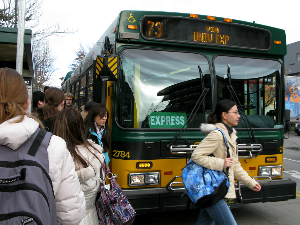 The Bus at UW