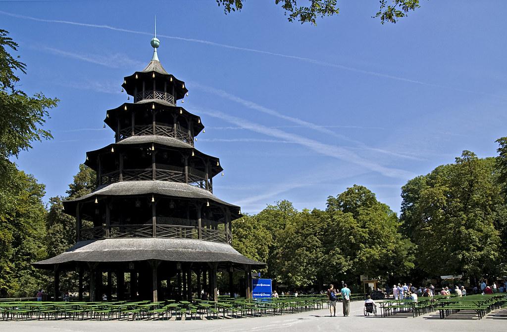 Englischer Garten München Englischer Garten München Ch Flickr