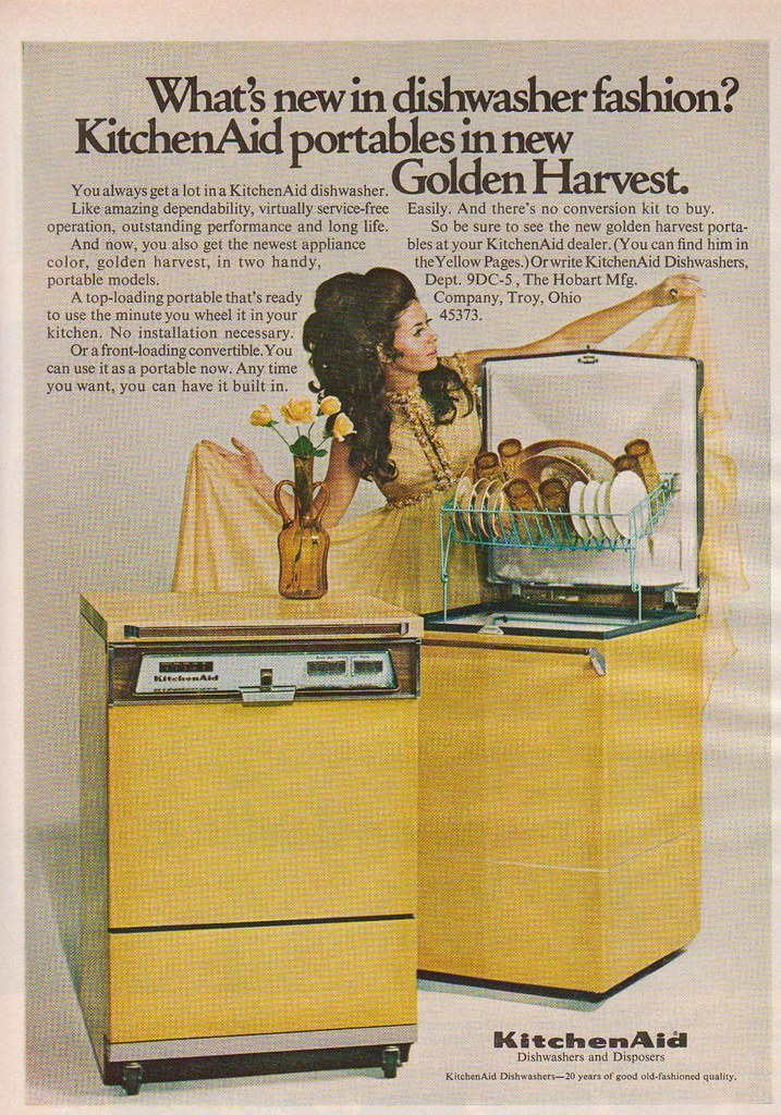 kitchen aid dishwashers cabinet warehouse dishwasher ad better homes and gardens may 1 flickr by saltycotton