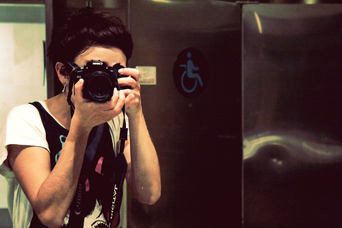 vado un attimo in bagno  Sara Fasullo  Flickr