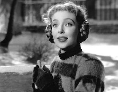 Image result for loretta young in the farmer's daughter