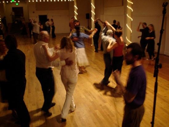 Cross-Step Waltz Dance