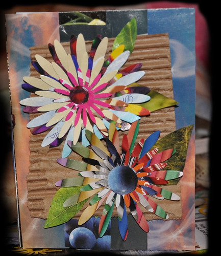 Greeting Card From Recycled Materials Wwwehowcomhow