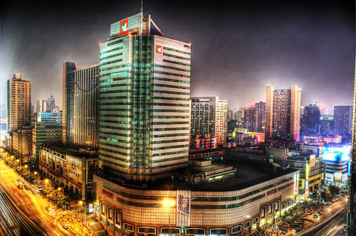 Changsha City.   Please: View On Black! Hunan province. Chin…   Jakob Montrasio   Flickr
