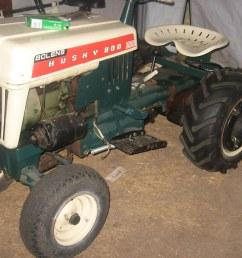 bolens 800 garden tractor by mr biggs mn [ 1024 x 768 Pixel ]
