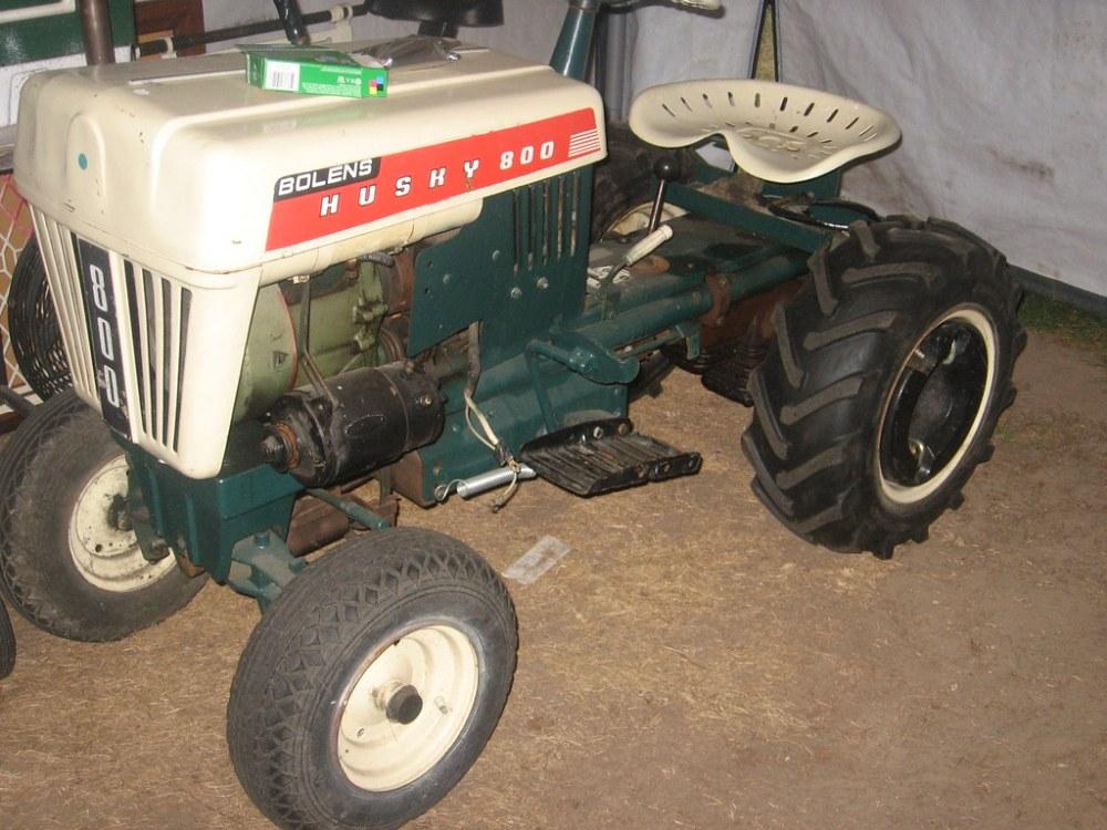 medium resolution of bolens 800 garden tractor by mr biggs mn