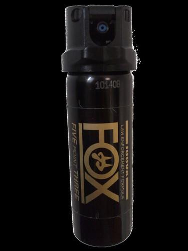 Fox OC pepper spray Five Point Three  Fox 53 OC pepper s  Flickr