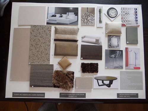 sample board living room  venus80  Flickr