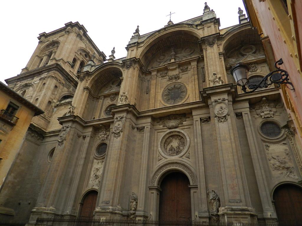 Granada Catedral Metropolitana de la Anunciacion 22