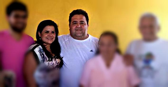 Blog revela: há outro vereador do DEM com esposa na folha da prefeitura, Vereador Tadeu e esposa