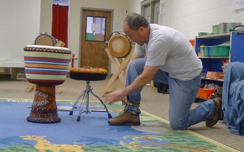African Drumming-7
