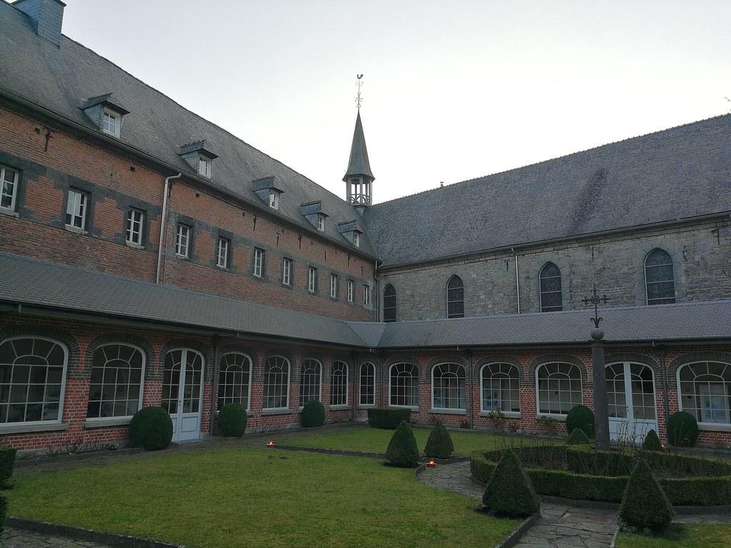 De place to be ... Abbey Notre-Dame de Leffe