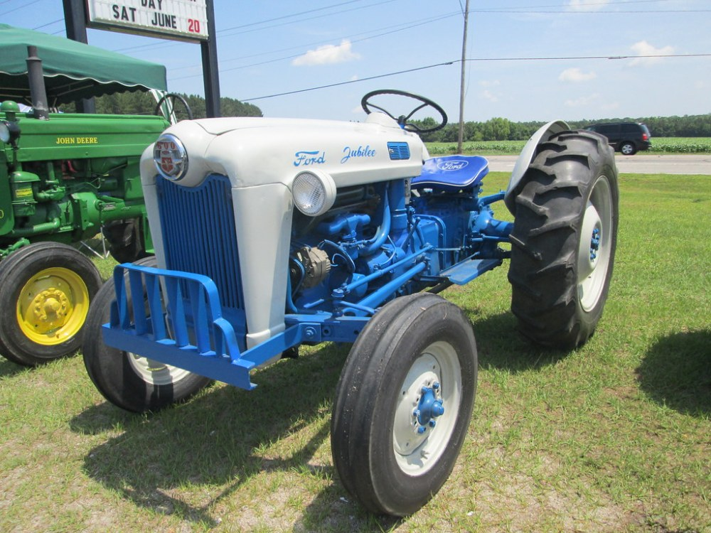 medium resolution of by dccradio ford jubilee tractor by dccradio