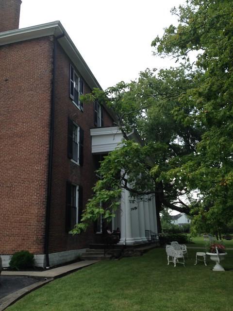 Beaumont Inn, Harrodsburg KY