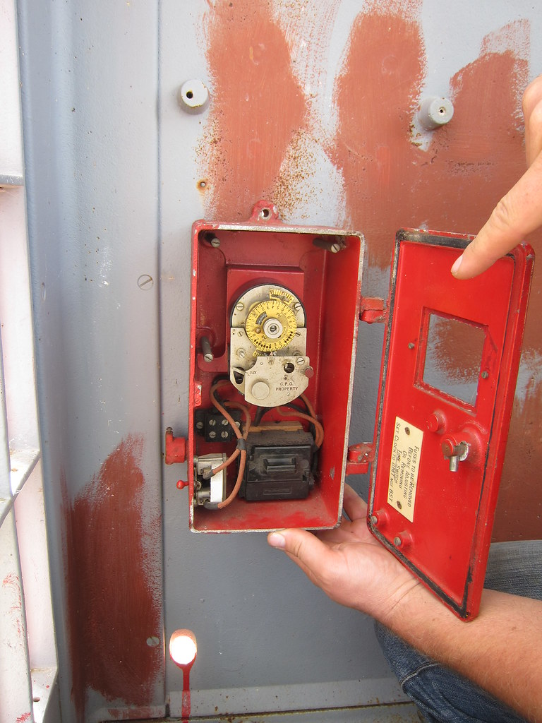 hight resolution of gpo venner time switch fusebox inside his 1940s king geo flickr edison fuse box 1940s