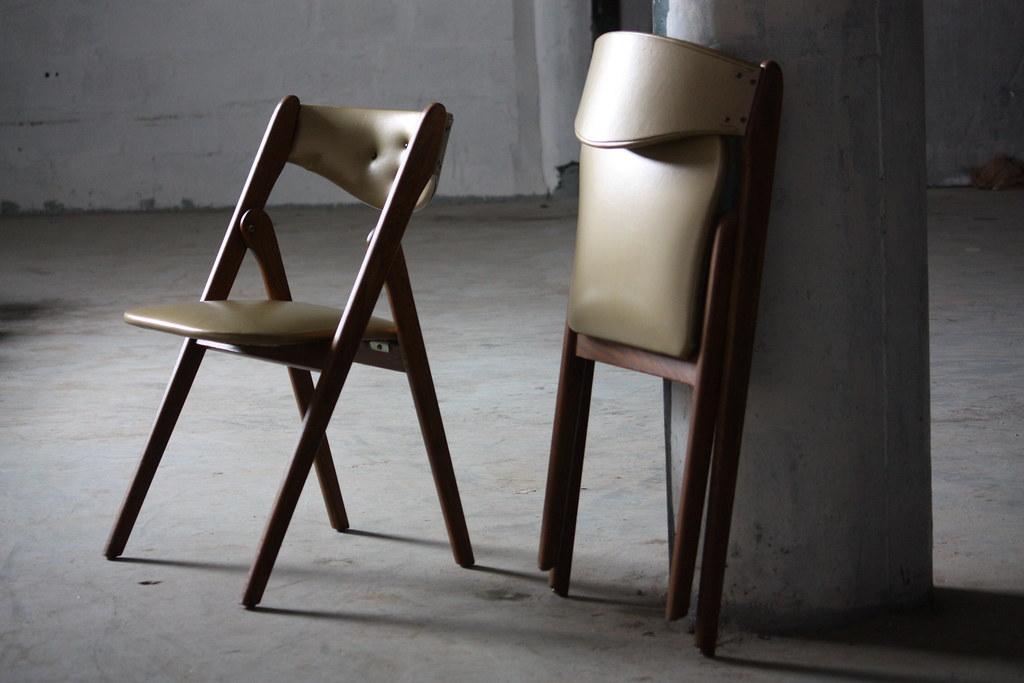 coronet folding chairs target bean bag toddler practical wonderfold mid century modern ch flickr chair u s a 1950 by kennyk