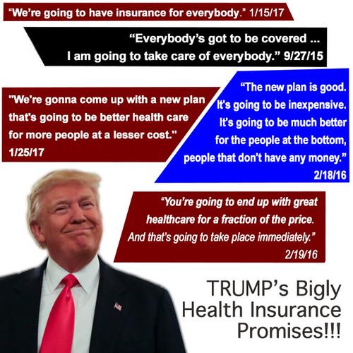 Trump Health Care Promises   NotionsCapital