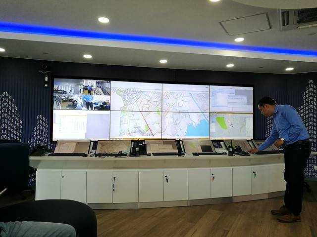 Convergent Command Center demo