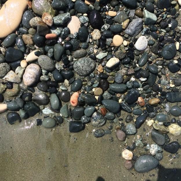 Lady's Mile Pebbles