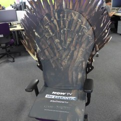 Game Of Thrones Office Chair Rocking Chairs For Baby Room Erik Hartberg Flickr By