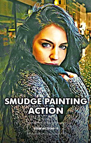 Mix Oil Painting Photoshop Action - 89