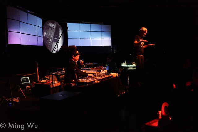 Kid Koala's Satellite Concert @ NAC Backstage