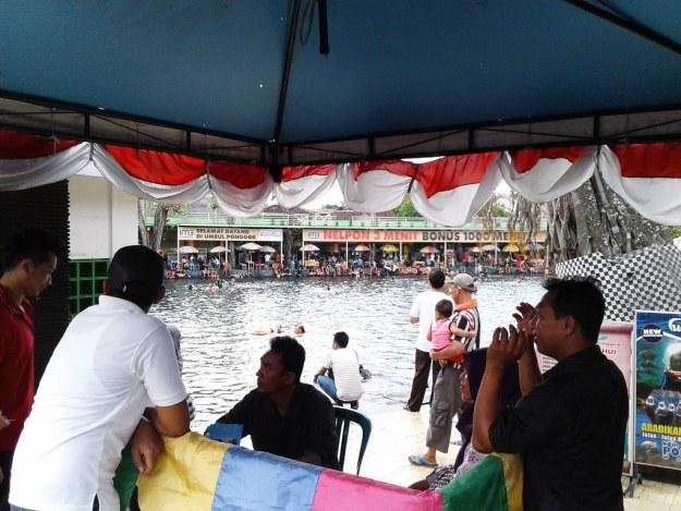 Kolam Ponggok