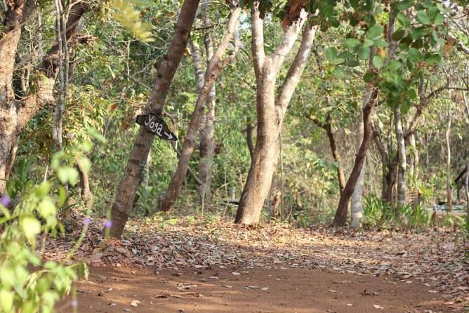 Khaama Kethna, Goa, Intia jooga