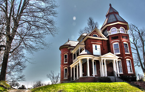 Highland  This grand home in Owensboro Kentucky joined th  Flickr