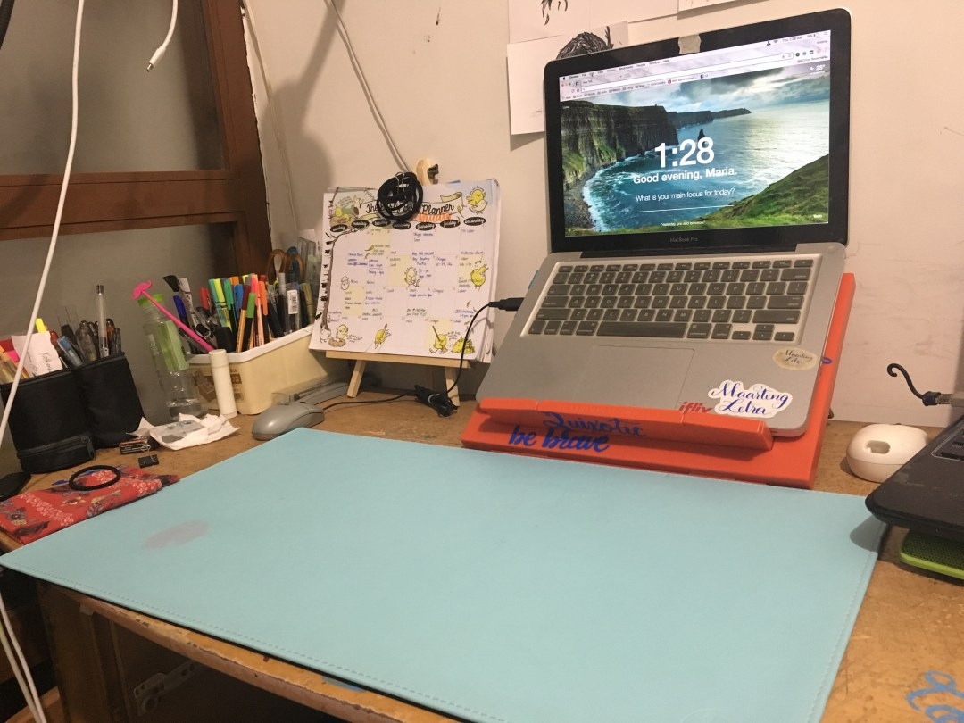The Desk Mat
