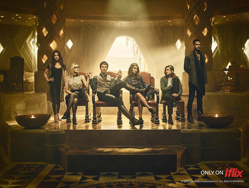 The Magicians Cast