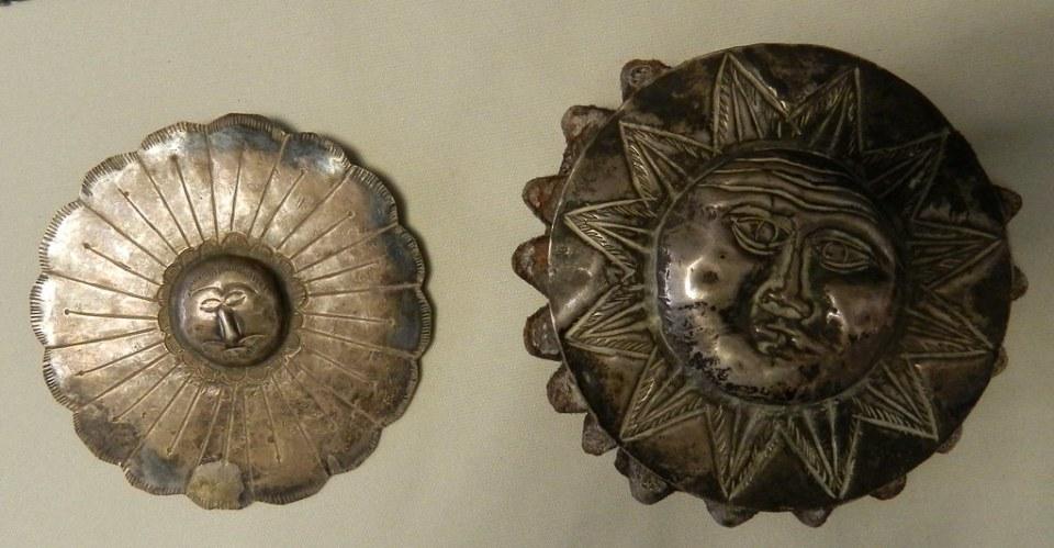 Lima Sol objeto de plata Museo del Banco Central Reserva del Peru 021