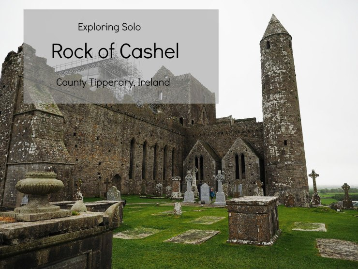 Rock of Cashel - Due Midwest
