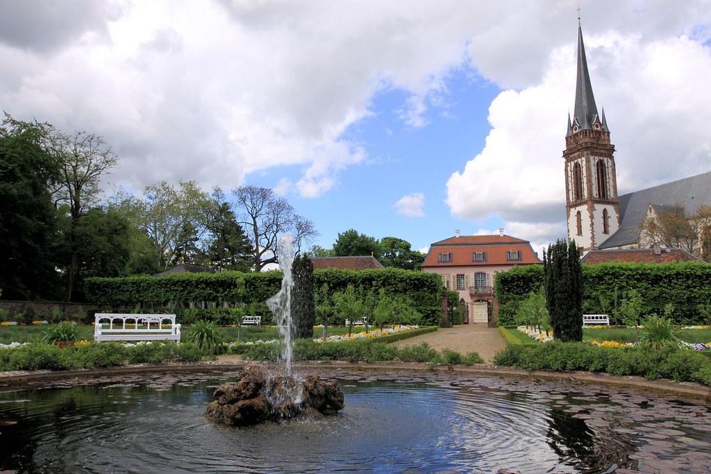 Prinz Georg Garten Darmstadt 01 Der Prinz Georg Park Ist Flickr