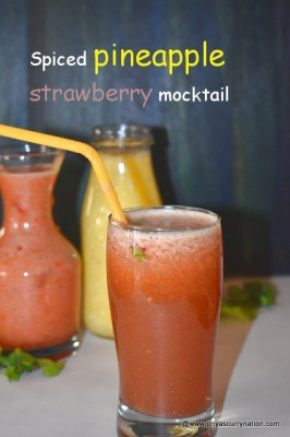 strawberry-pineapple-mocktail-recipe