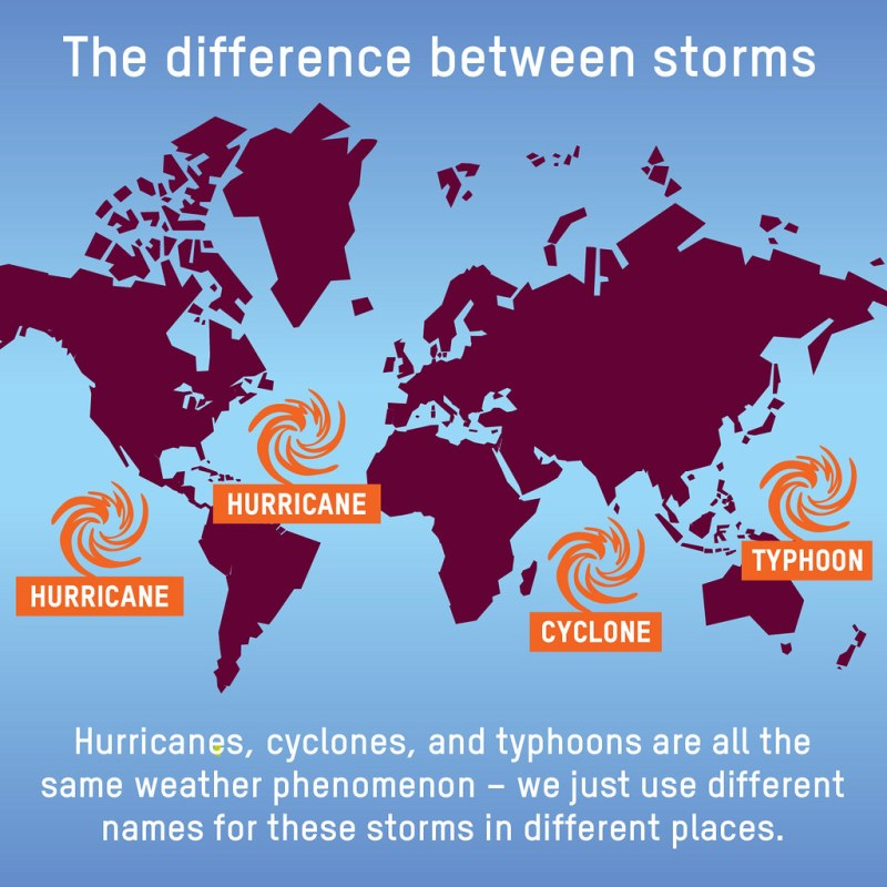 Image result for Cyclone, Hurricane, Typhoon