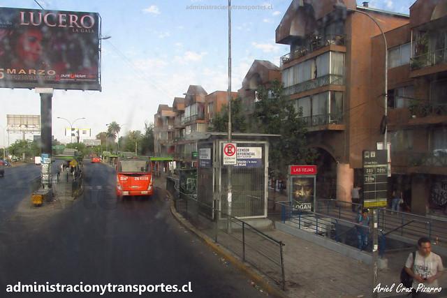 Metro Las Rejas - FPDW14