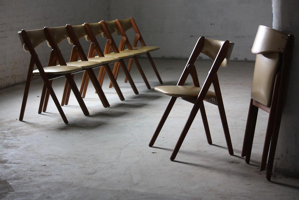 coronet folding chairs thomas the train potty chair practical wonderfold mid century modern ch flickr u s a 1950 by kennyk