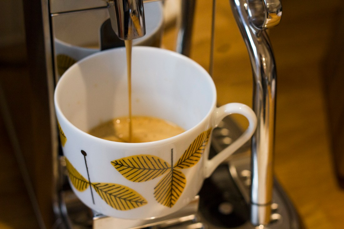 Espresso Flat White - Nespresso Creatista Plus Review