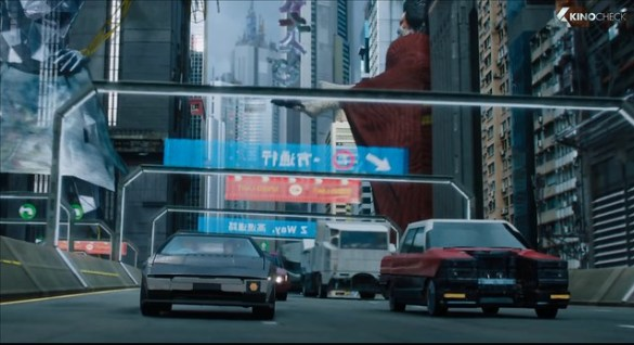 Ghost in the Shell (2017) – Freeway