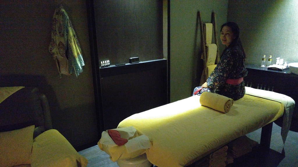 Onsen Spa Massage