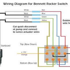 Lenco Trim Tabs Wiring Diagram Of The Left Eye Bennett Tab Switch - Somurich.com