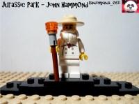 John Hammond | John Hammond (Lego Purist) Film & T.V ...