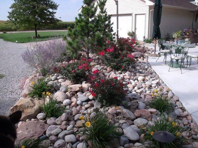 Creative backyard landscape design ideas 7