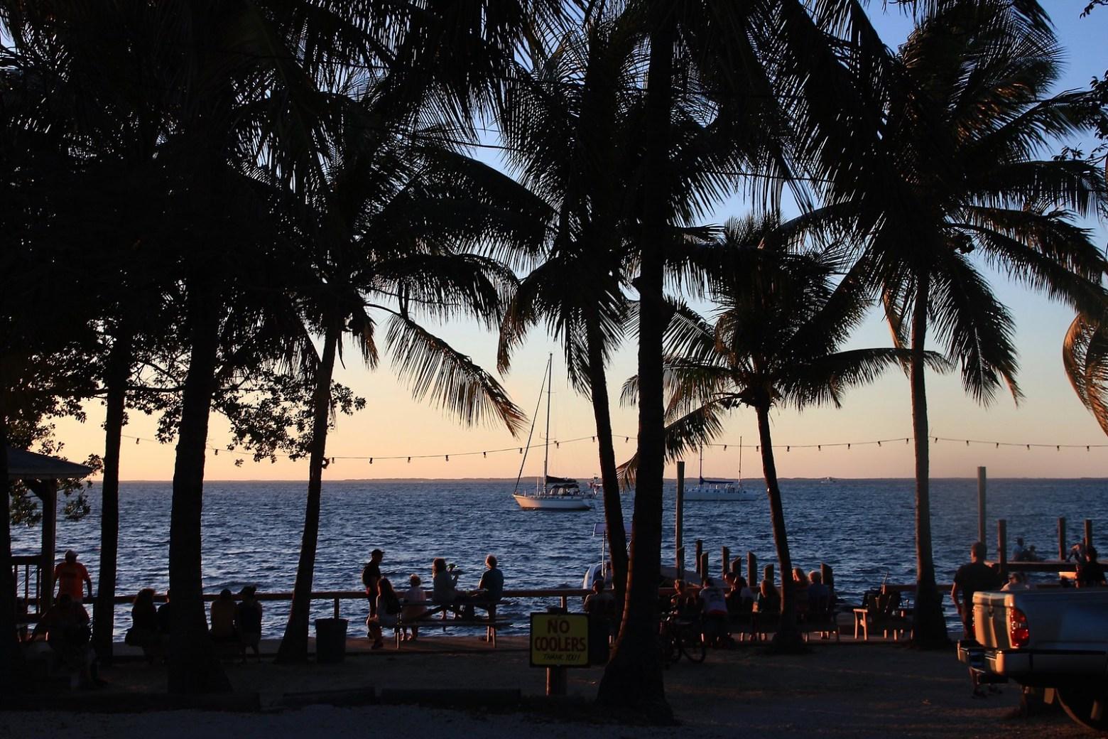 Florida - Key Largo - Caribbean Club