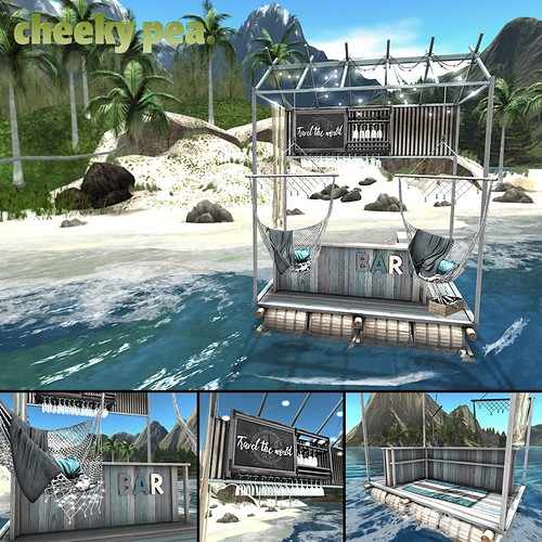 Bondi Bar Raft for N21!