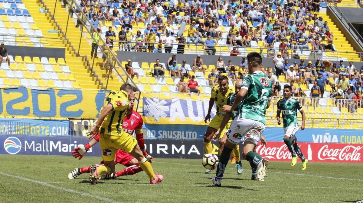 Everton 2-2 Santiago Wanderers