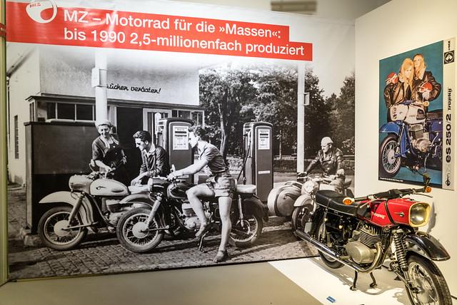 Motorräder für die Massen…