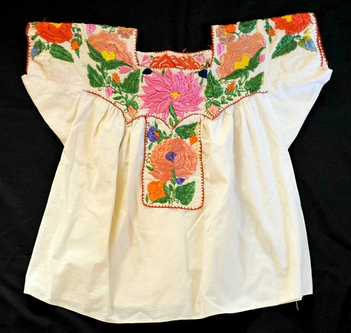China Poblana Blouse Mexico