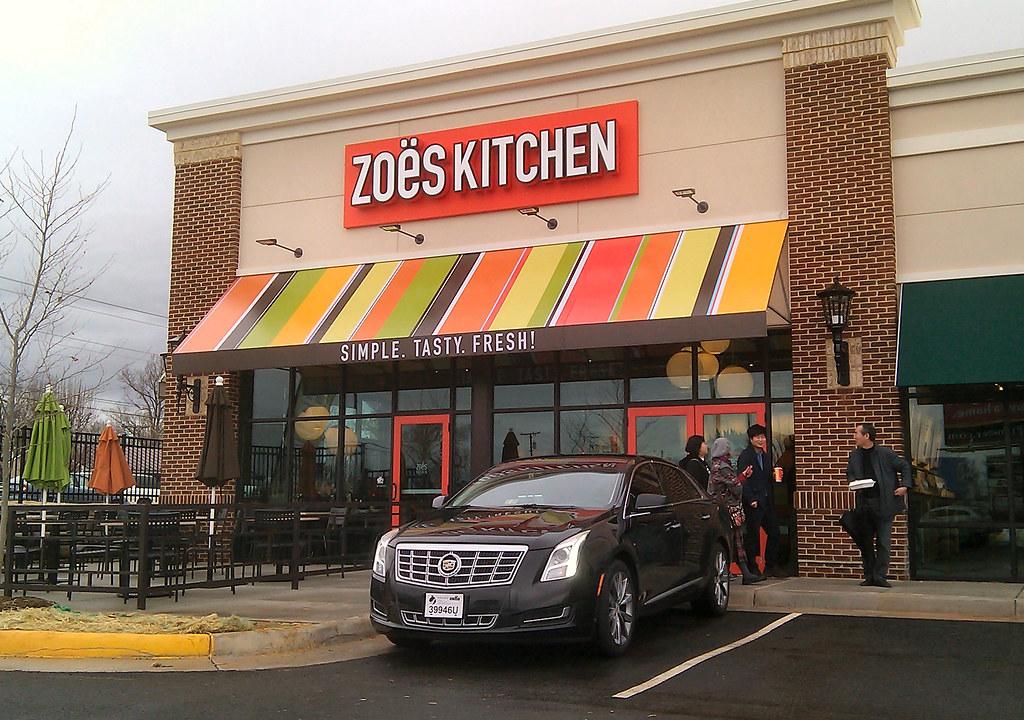 Zoes Kitchen Menu Nutrition Calculator  Dandk Organizer